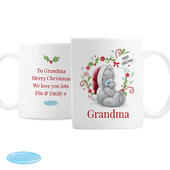 Personalised Me to You Christmas Mug - Personalise It!