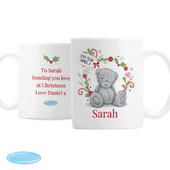 Personalised Me to You 'For Nan, Grandma, Mum' Christmas Mug - Personalise It!