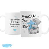 Personalised Me To You Grandad Youre A Star Mug - Personalise It!