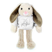 Personalised 'I Belong To' Bunny Rabbit - Personalise It!