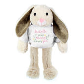 Personalised 'Some Bunny Loves You' Bunny Rabbit - Personalise It!