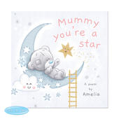 Personalised Tiny Tatty Teddy Mummy You're A Star, Poem Book - Personalise It!