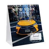 Personalised New York Desk Calendar - Personalise It!