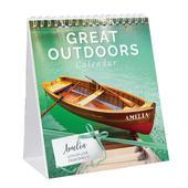 Personalised Outdoors Desk Calendar - Personalise It!