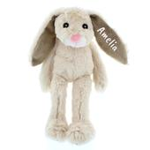 Personalised Bunny Rabbit Soft Toy - Personalise It!