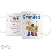 Personalised Boofle Special Grandad Mug - Personalise It!