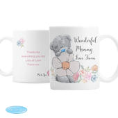 Personalised Me to You Floral Mug - Personalise It!