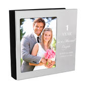 Personalised Anniversary 6x4 Photo Frame Album - Personalise It!