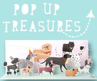 Pop Up Treasures