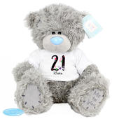 Personalised Me to You Bear Birthday Big Age - Personalise It!