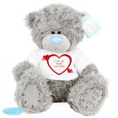 Personalised Me to You Bear Hearts - Personalise It!