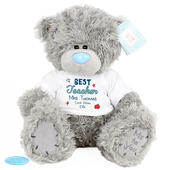 Personalised Me to You Bear Best Teacher - Personalise It!