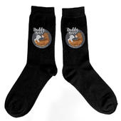 Personalised Daddy Bear Men's Socks - Personalise It!
