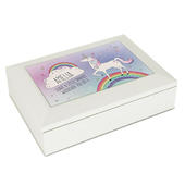 Personalised Unicorn Jewellery Box - Personalise It!