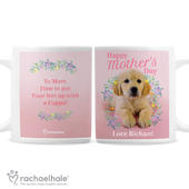 Personalised Rachael Hale 'Happy Mother's Day' Mug - Personalise It!