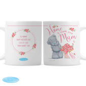 Personalised Me to You Home is Where Your Mum is Mug - Personalise It!