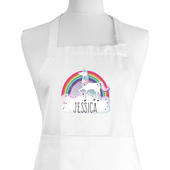 Personalised Unicorn Children's Apron - Personalise It!