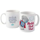 Personalised Me To You Super Hero Mug - Personalise It!