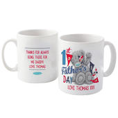 Personalised Me To You 1st Father's Day Mug - Personalise It!
