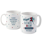 Personalised 1st Father's Day Mug - Personalise It!