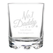 Personalised No.1 Daddy Tumbler - Personalise It!