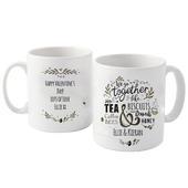 Personalised We Go Together Like... Mug - Personalise It!