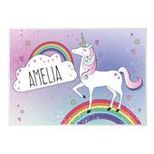 Personalised Unicorn Placemat - Personalise It!