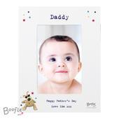 Personalised Boofle Stars 4x6 Photo Frame - Personalise It!