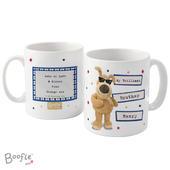 Personalised Boofle Stars Mug - Personalise It!