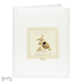 Personalised Boofle Baby Album with Sleeves - Personalise It!