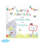 Personalised Tiny Tatty Teddy Learning Adventure Book - Personalise It!