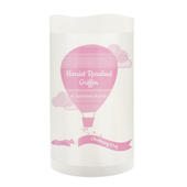 Personalised Up & Away Baby Girl Nightlight LED Candle - Personalise It!