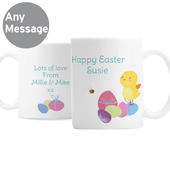Personalised Easter Meadow Chick Mug - Personalise It!