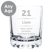 Personalised Birthday Star Tumbler - Personalise It!
