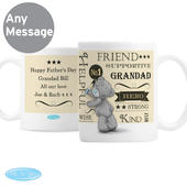 Personalised Me To You Typographic Mug - Personalise It!