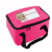 Personalised Woodland Owl Lunch Bag - Personalise It!