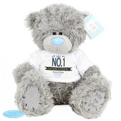 Personalised Me to You Bear 'No.1' - Personalise It!
