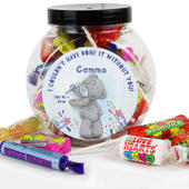 Personalised Me To You Teacher Sweets Jar - Personalise It!