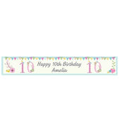 Personalised Birthday Craft Banner - Personalise It!
