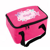 Personalised Butterfly Lunch Bag - Personalise It!