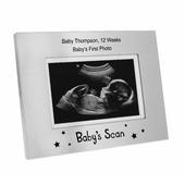 Personalised Baby Scan Frame - Personalise It!