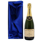Personalised Any Message Classic Label Champagne Bottle with Box - Personalise It!