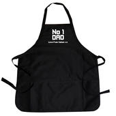 Personalised No1 Dad Apron - Personalise It!