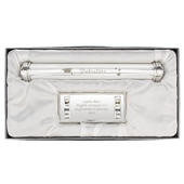 Personalised Graduation Silver Plated Certificate Holder - Personalise It!