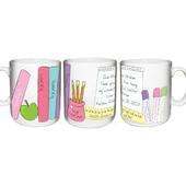 Personalised Female Teacher Mug - Personalise It!