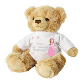 Personalised Fabulous Bridesmaid Teddy Bear - Personalise It!