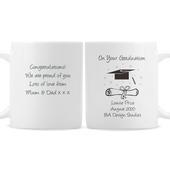 Personalised Graduation Mug - Personalise It!
