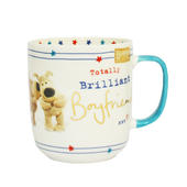 Totally Brilliant Boyfriend Boofle Mug In Gift Box