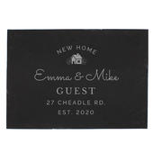 Personalised New Home Slate - Personalise It!