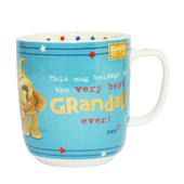 The Very Best Grandad Ever! Boofle Mug In Gift Box